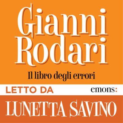 Il libro degli errori di Gianni Rodari