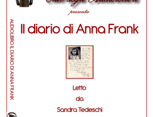 Il diario di Anna Frank un grande classico ora in audiolibro