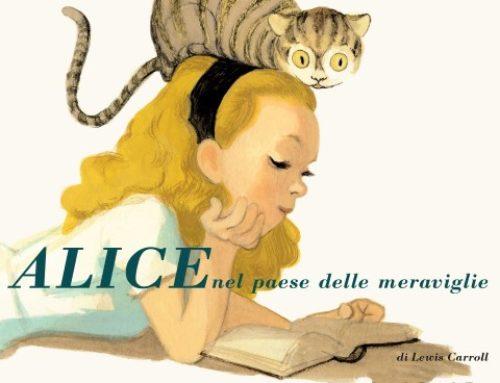 Alice nel paese delle meraviglie di Lewis Carroll audiolibro per bambini