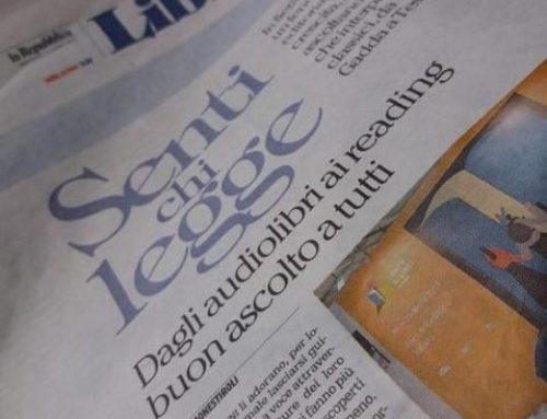La Repubblica del 19/04/17 Senti chi legge