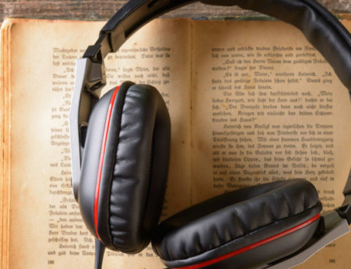 Perché provare gli audiolibri (Il Libraio 20/06/17)