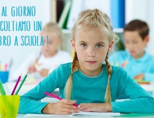 5 minuti al giorno ascoltiamo un libro a scuola! AUDIOLIBRI A SCUOLA