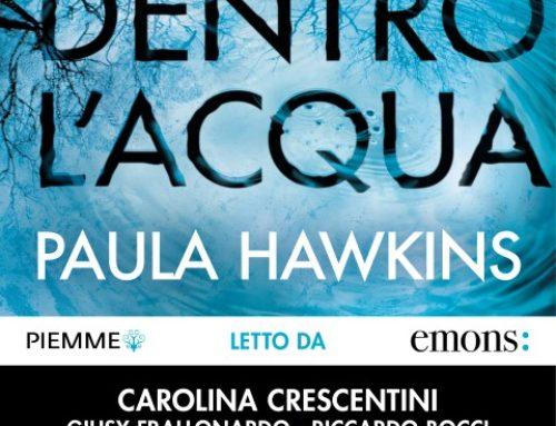 Dentro l'acqua di Paula Hawkins Emons audiolibri