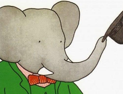 Letteratura per l'infanzia, i grandi classici, De Brunhoff Jean