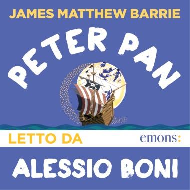 Peter Pan audiolibro